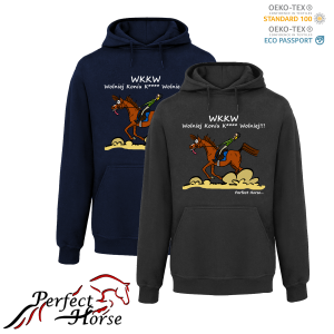 "Bluza damska Perfect Horse ""Cartoon WKKW"""