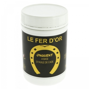 "Olej do kopyt The Farrier's ""Fer d'Or"" 1 litr"